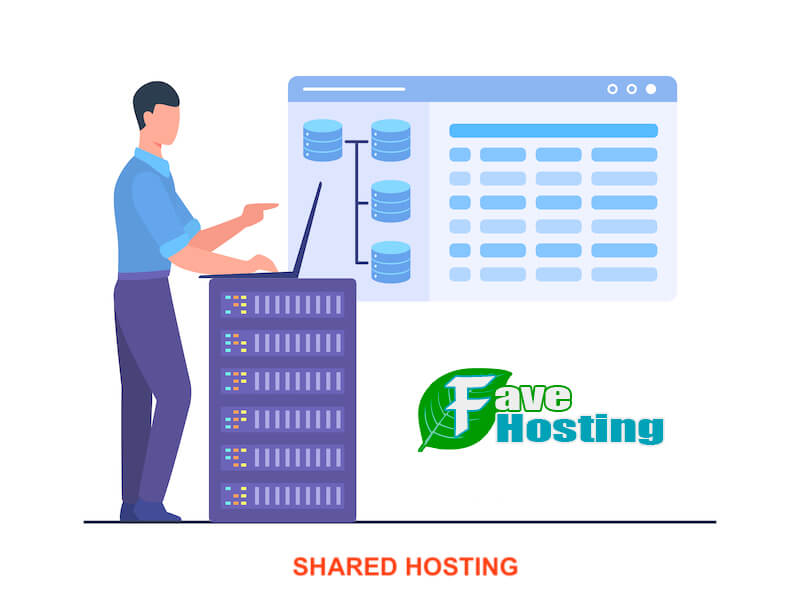 25% off FaveHosting Shared Hosting coupon, Green datacenters, cPanel/Litespeed, NVMe SSD, anti-DDoS
